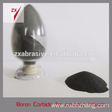 High quality Boron Carbide for ceramic industry