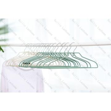 Cheap and Best Quality PVC Shiny Metal Hanger