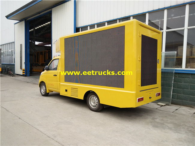 LED Display Trucks