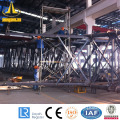 500KV electric galvanized steel tubular pole