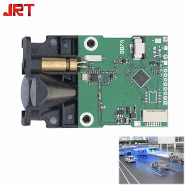 100m Unmanned Industrial Laser Distance Sensor 3mm B87A