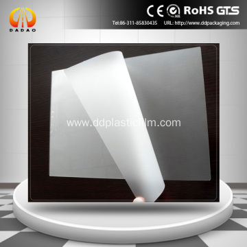 heat resistance 75mic white pet film