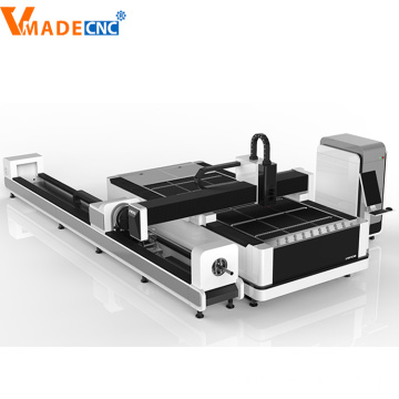 1530 Metal PlateTube Fiber Laser Cutting Machine