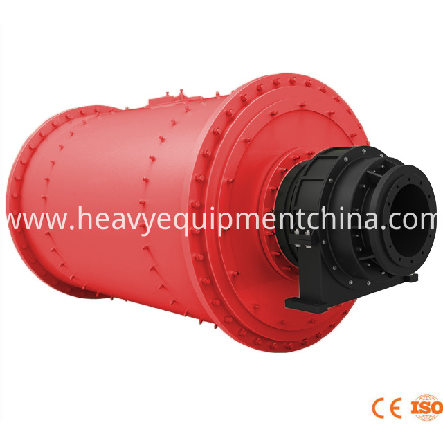 Horizontal Ball Mill