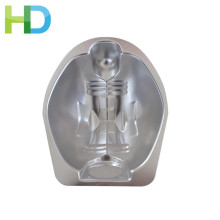 280*225*125mm aluminium safety street lamp reflector