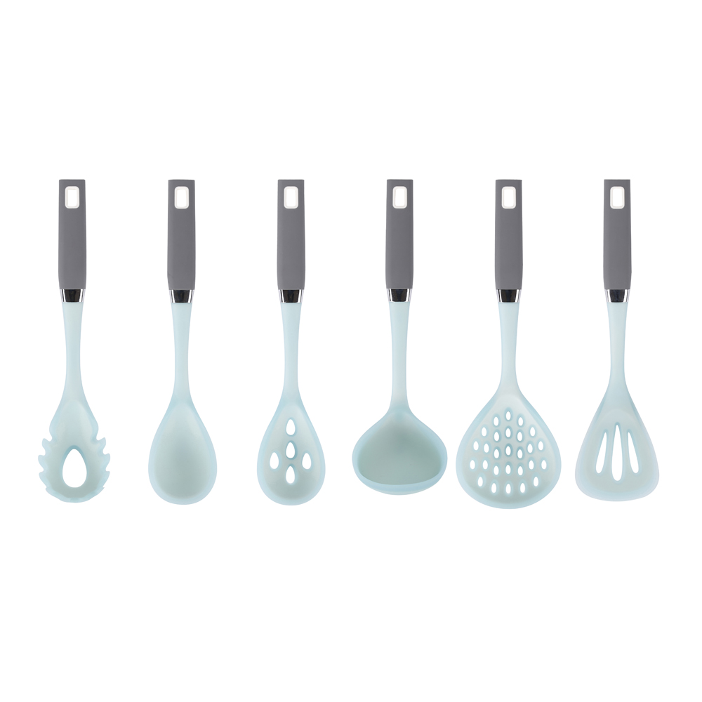 Premium ABS Handle 7PCS Plastic Cooking Utensils Set