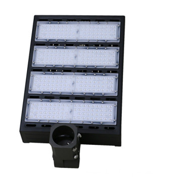 LED Parking Lot Light Fixtures 200w Power LED Street Light