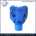 Water well drill cheaper price chevron type 3 baldes drag bit