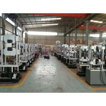 WAW-1000D Steel Bar Tensile Testing Machine