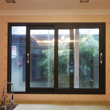 Lingyin Construction Materials Ltd Best price new design aluminum sliding window for kenya nepal market