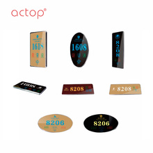 Shenzhen Actop  door plates of  Wired Remote Control Smart hotel