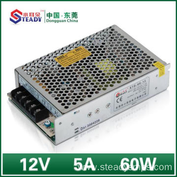 Best Quality for Network Switch Power Supply 12VDC Network Power Supply 60W export to France Wholesale