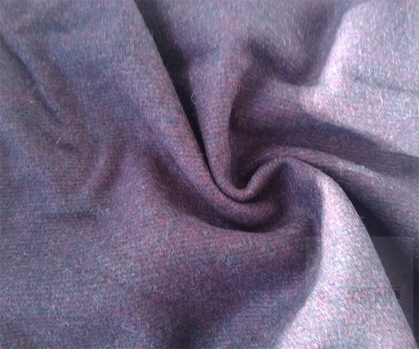 Simple Design Wool Fabric