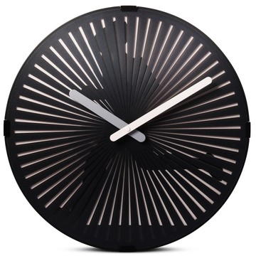 Interesting Wall Clock Running Man Clock