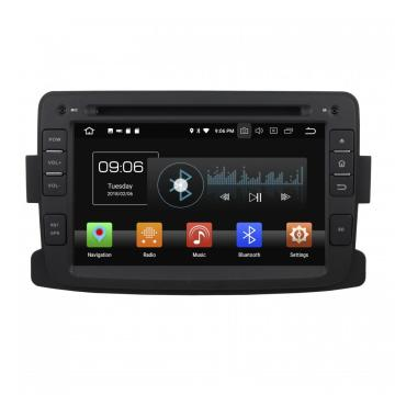 multimedia car Android per Duster 2014-2016 Deckless