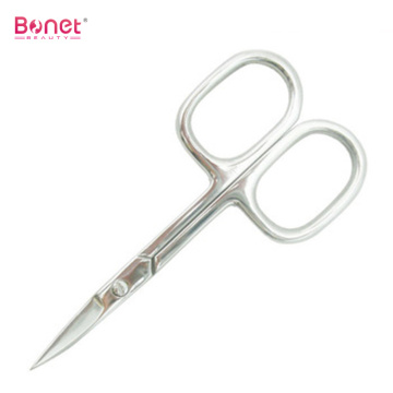 LFGB Certificated Stainless Steel Manicure Fancy Scissors
