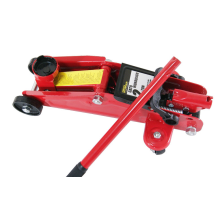 OEM for Small Hydraulic Floor Jack Hydraulic PU Wheel hydraulic floor Jack export to India Factory