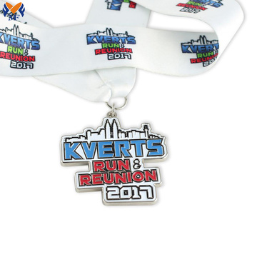 Buy custom enamel race award medals