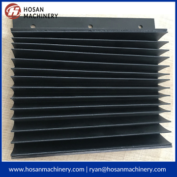 Personlized Products for Accordion Guide Shield OEM ODM machine guide rail bellows cover export to Russian Federation Exporter