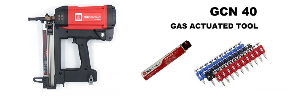Gas Actuated Tool Gcn40