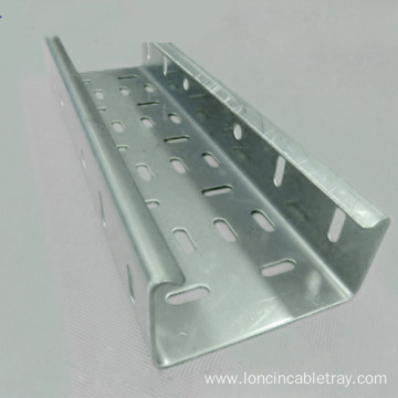 Aluminum Alloy Perforated Trough Type Cable Tray