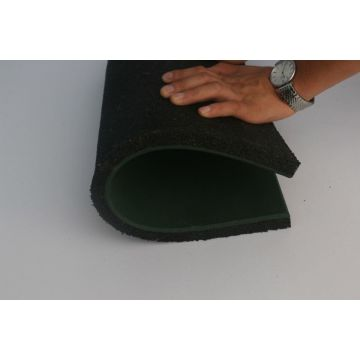 Heavy Duty Rubber Gym Flooring