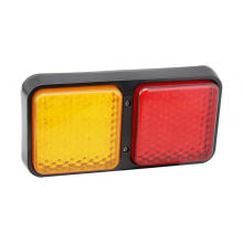 100% Waterproof ADR Amber&Red Truck Lights