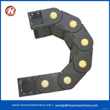 Nylon Plastic Closed  Carrier Drag Chain