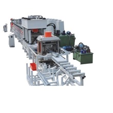 TF Silo Leg Roll Forming Line
