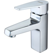 Best Quality for Lift Up Lever Cold Taps One Lever Brass basin mixer supply to Spain Manufacturer