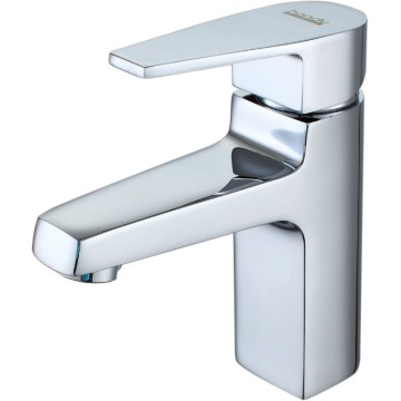 One Lever Brass basin mixer