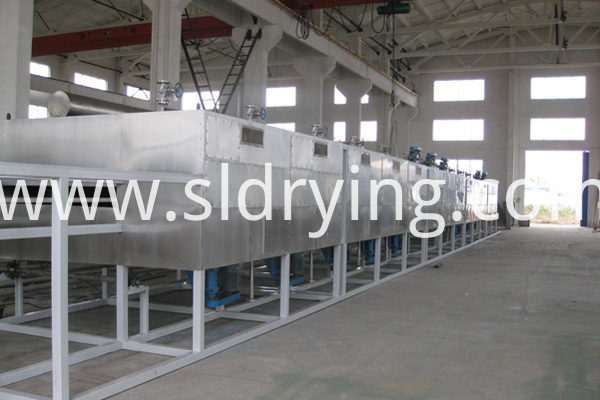 Hawthorn tablets dryer equipment