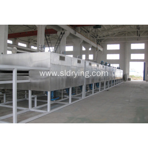 Fungus Mesh Belt Drying Machine