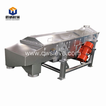For particle powder conveying vibration conveyor