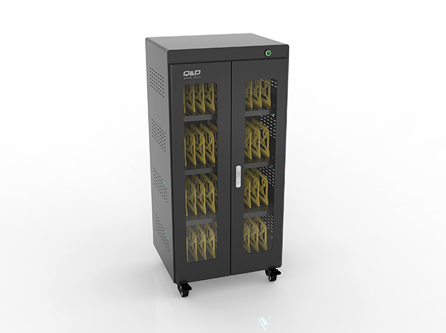 Smart With Uv Light Charging Cabinet For Laptops