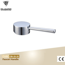 Chrome Zinc 35mm Faucet Handwheel Handle