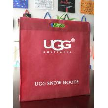 Supply for China Non-woven Bags,Small Non-woven Bag,Ultrasonic Non Woven Bag Supplier Non woven boots bag export to Hungary Manufacturer