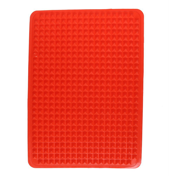 Pyramid Shape baking mat