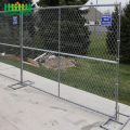 Chain Link Panel US Used Temporary Fence