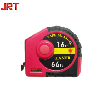 Professional 2-in-1 Custom Tape Measure with Laser
