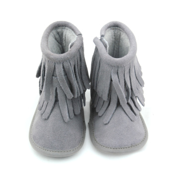 Baby Soft Feet Boots for Baby Girl