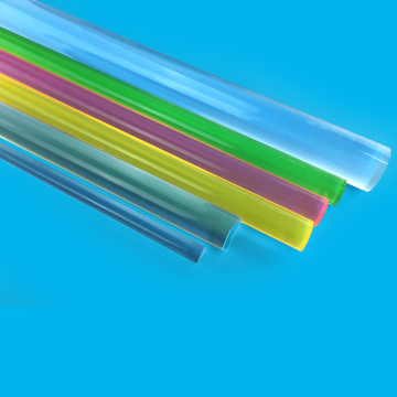 China for Clear Acrylic Sheet PMMA perspex glass rod colorful transparent in stock supply to Germany Factories