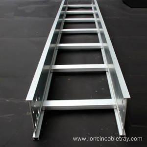 Factory directly provide for Ladder Type Steel Cable Tray Ladder shape steel cable tray supply to Dominica Factories