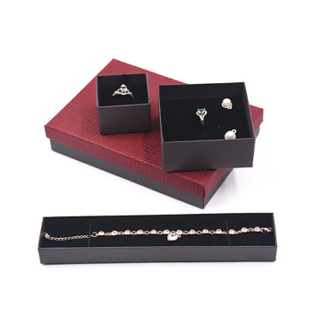 Luxury Cardboard Jewellery Gift Boxes Packing