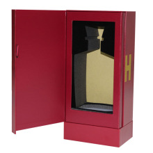 Luxury Gift Display Wine Paper Box with LED