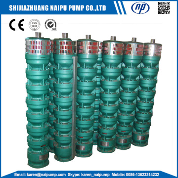 High Quality for for Deep Well Bore Pump Submersible Deep Well Pumps supply to Portugal Importers