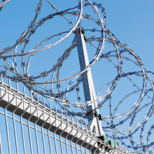 HDG Razor Barbed Wire Fencing