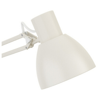 Adjustable Folding Twin-Arm Clip-on Table Lamp