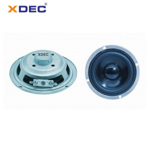 Hot Sale for for Portable Bluetooth Speaker 89mm 3.5 inch 8ohm 5w neodymium speaker export to South Korea Suppliers