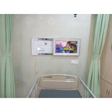Hospital Ward Equipment Medical Bed Head Console Cost